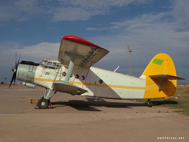 Libyan Air Force Antonov An-2 Colt