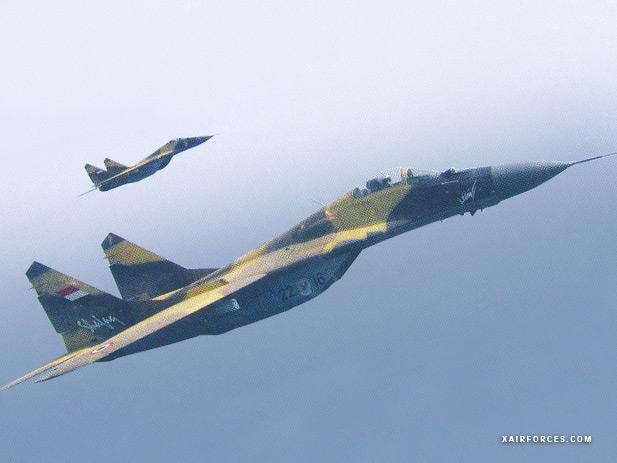 الصفقات العسكرية العربية بالكامل من ( 2004 : 2013 )  - صفحة 4 Mig-29-Yemen-AF-22-16