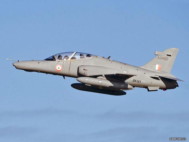 IAF To Train Pilots In Hi-Tech Jets, Hawks