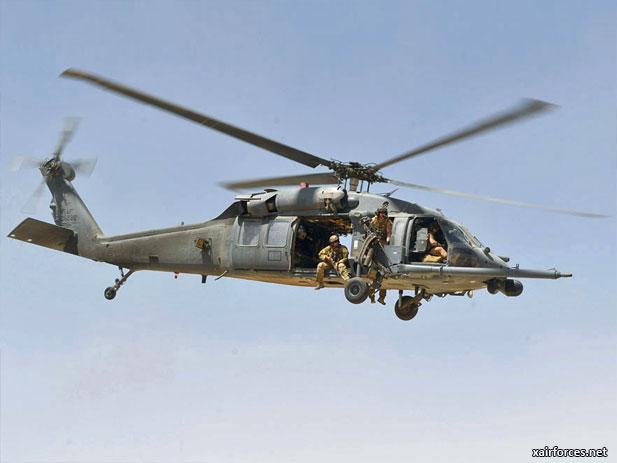 Grandes contratistas optar por salir de la competencia EE.UU. helicóptero de la Fuerza Aérea